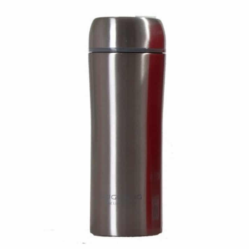 Компактный термос Fu Guang Straight Cup – 380 мл, нержавеющая сталь, сохранение температуры до 6 часов 208323