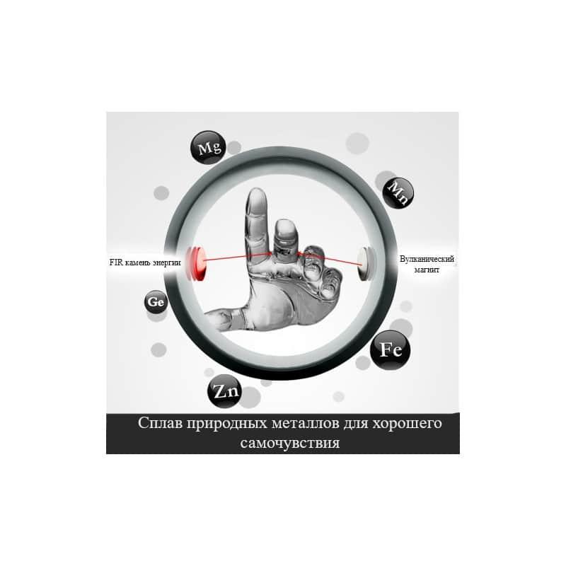 Умное кольцо JAKCOM R3F (розовое золото): титан, IP68, NFC, быстрая разблокировка, передача и защита данных, цифровые визитки 208384