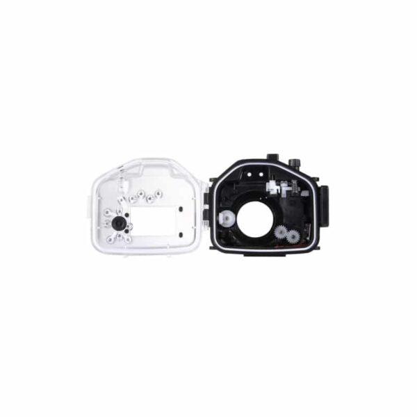 31854 - Водонепроницаемый корпус/ подводный чехол/ аквабокс PULUZ для камеры Canon G7 X (черный)