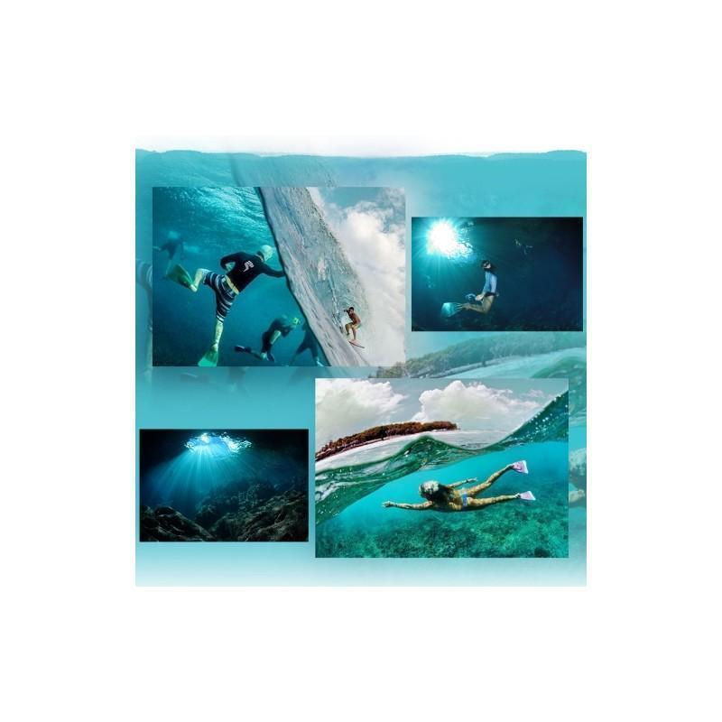 Водонепроницаемый корпус/ подводный чехол/ аквабокс  PULUZ для камеры Sony A6300 (черный) 208400