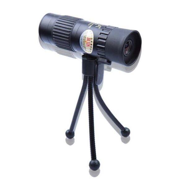 32005 - Монокуляр Bijia 15-80 х 25 - 5-3000 метров, BAK4, ночное видение, крепление под штатив