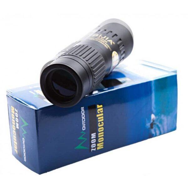 32008 - Монокуляр Bijia 15-80 х 25 - 5-3000 метров, BAK4, ночное видение, крепление под штатив