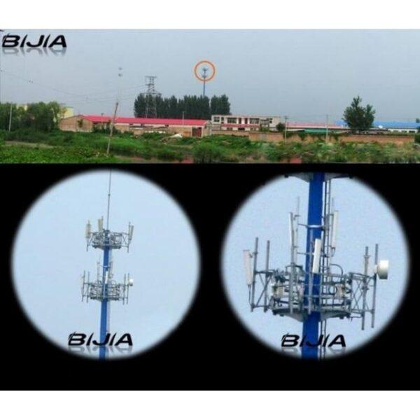 32011 - Монокуляр Bijia 15-80 х 25 - 5-3000 метров, BAK4, ночное видение, крепление под штатив