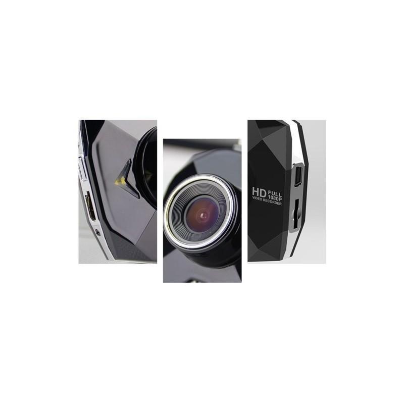Автомобильный видеорегистратор Road Guard – 1080p, 2.4 дюйма, 160 градусов, циклическая запись, датчик движения, G-сенсор 183467