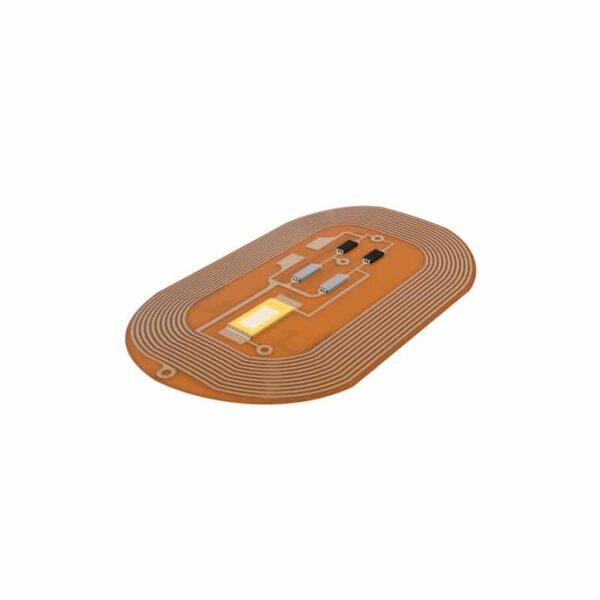 32164 - Умный маникюр/ умный ноготь с высокочастотным светодиодом JAKCOM N2L: светоиндикация при использовании ID-карт и функций NFC