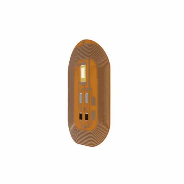 32166 - Умный маникюр/ умный ноготь с высокочастотным светодиодом JAKCOM N2L: светоиндикация при использовании ID-карт и функций NFC