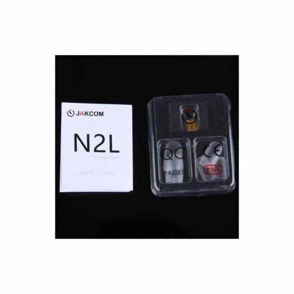 32168 - Умный маникюр/ умный ноготь с высокочастотным светодиодом JAKCOM N2L: светоиндикация при использовании ID-карт и функций NFC