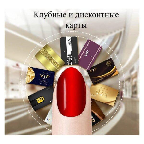 32190 - Умный ноготь JAKCOM N2M: NFC, ключ доступа, клон ID-карт