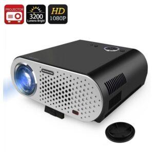 HD-проектор ViviBright GP90 – 3200 люмен, от 40 до 280 дюймов, разрешение 1080p
