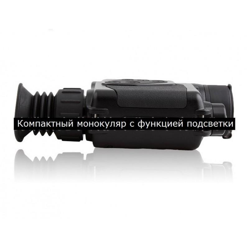 Монокуляр Bijia 6х32 с лазерной ИК подсветкой – AV-выход, USB зарядка, до 200 м в темноте