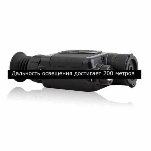 32274 - Монокуляр Bijia 6х32 с лазерной ИК подсветкой - AV-выход, USB зарядка, до 200 м в темноте