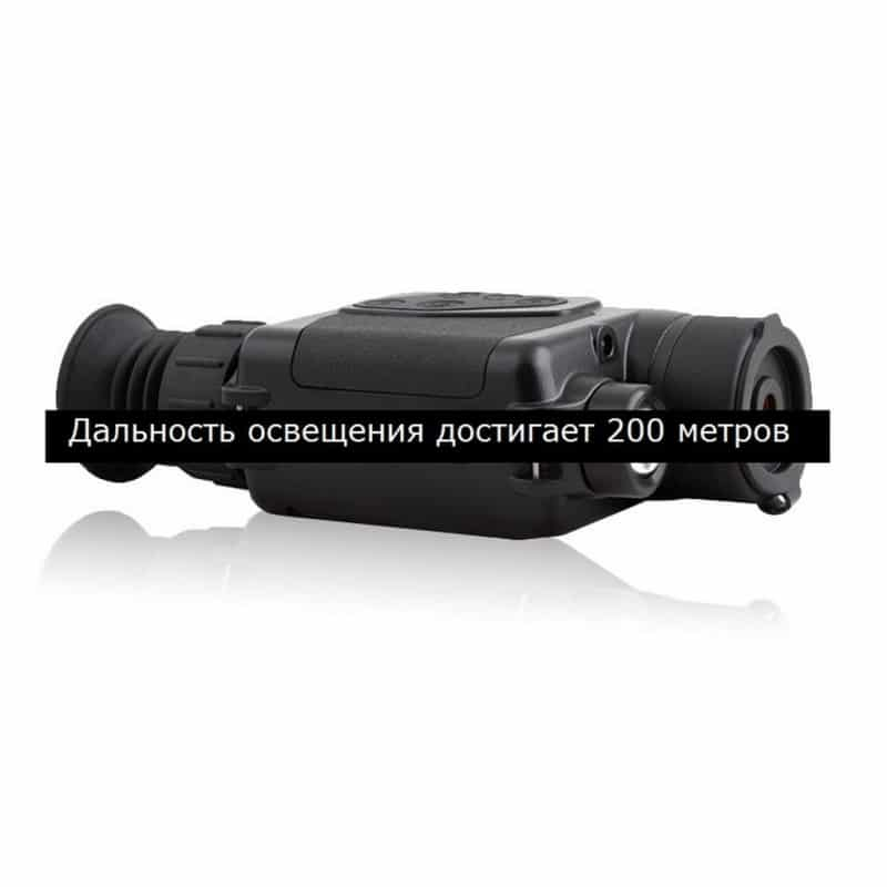 Монокуляр Bijia 6х32 с лазерной ИК подсветкой – AV-выход, USB зарядка, до 200 м в темноте 208730