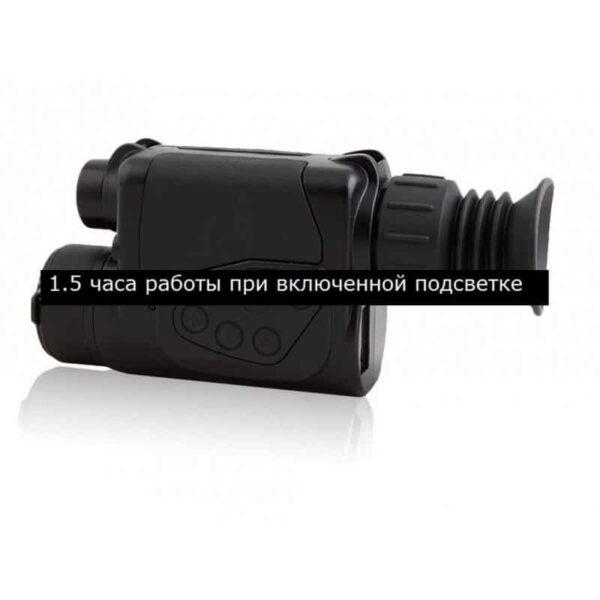 32278 - Монокуляр Bijia 6х32 с лазерной ИК подсветкой - AV-выход, USB зарядка, до 200 м в темноте