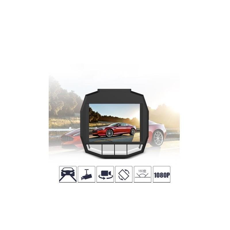 Автомобильный видеорегистратор Road Guard – 1080p, 2.4 дюйма, 160 градусов, циклическая запись, датчик движения, G-сенсор 183470