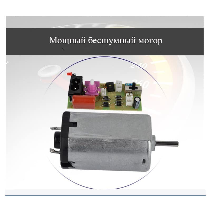 Мини-вентилятор на солнечной батарее с LED-лампой и фонариком: питание от солнечной панели и от сети, батарея 2000 мАч 208934