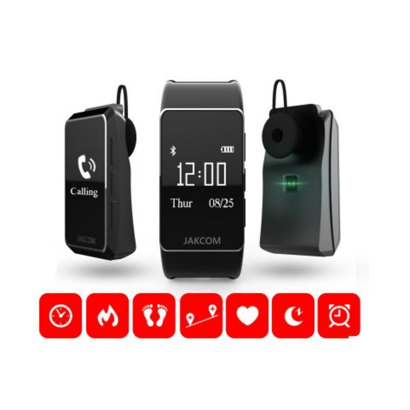 32522 - Умный браслет Jakcom B3 3 в 1: часы, фитнес-трекер, Bluetooth-гарнитура