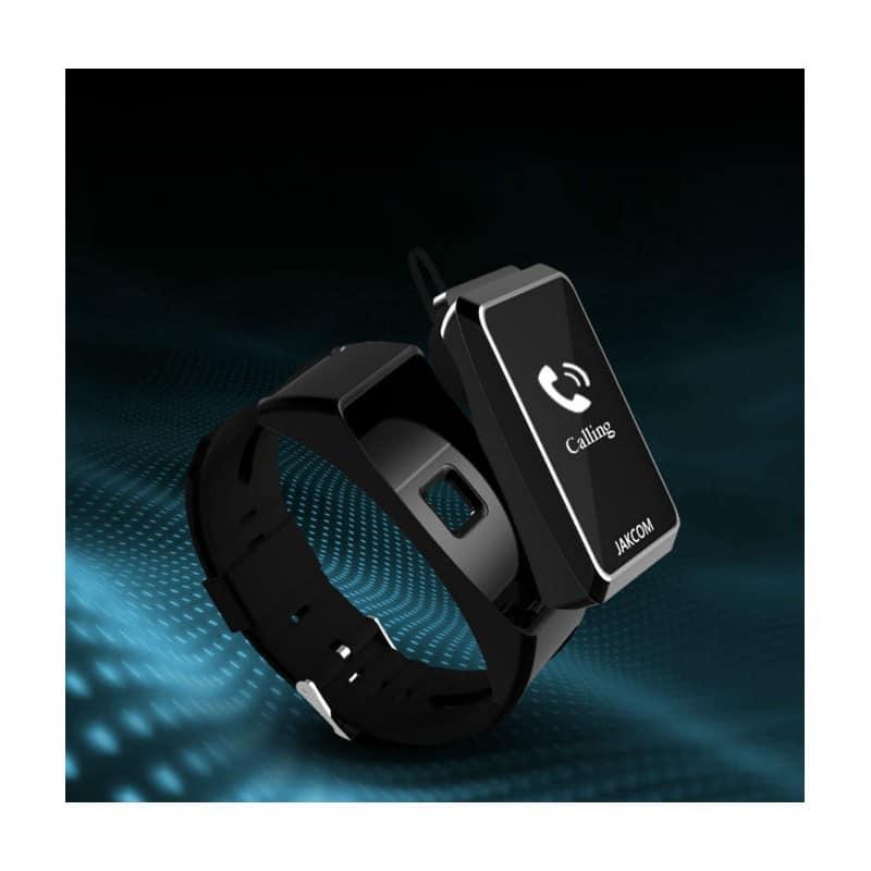 Умный браслет Jakcom B3 3 в 1: часы, фитнес-трекер, Bluetooth-гарнитура 208962