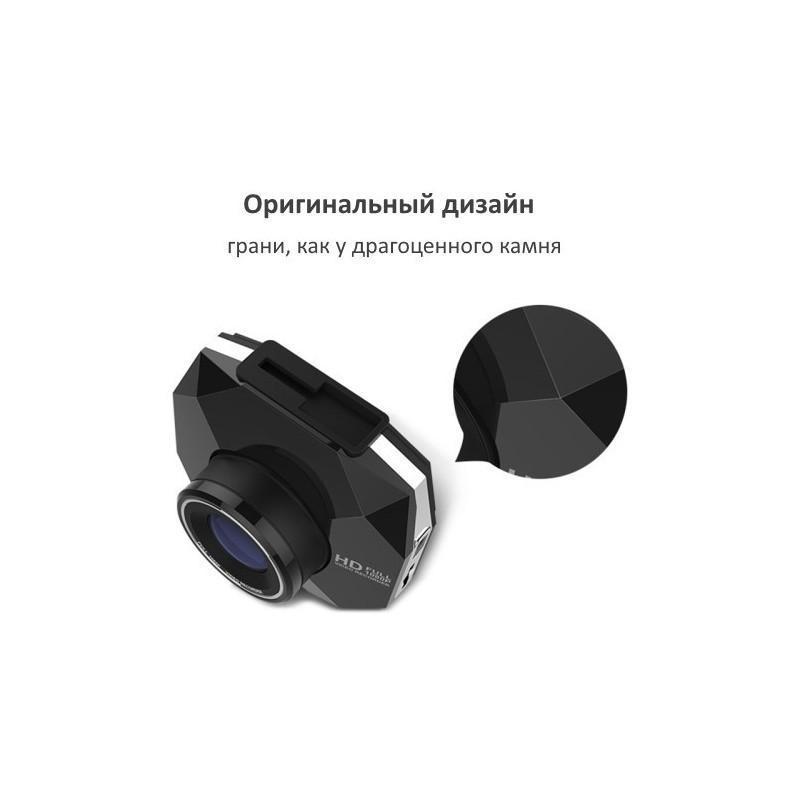 Автомобильный видеорегистратор Road Guard – 1080p, 2.4 дюйма, 160 градусов, циклическая запись, датчик движения, G-сенсор 183472