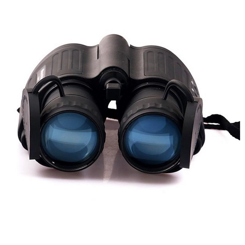 Бинокль ночного видения Bijia Night Scout – ИК подсветка, ZOOM х5, F1.2, 90 мм, всепогодный