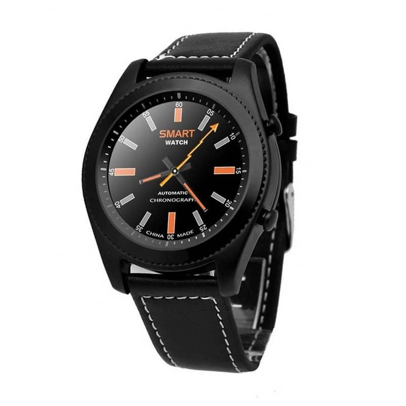 Умные часы No.1 S9 – Bluetooth, фитнес датчики, 380 мАч, 1.3-дюймовый сенсорный экран 209370
