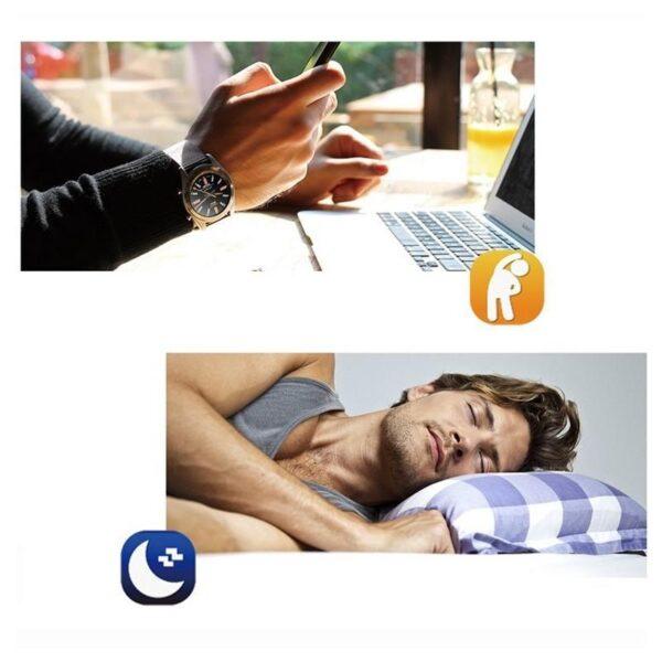 32979 - Умные часы No.1 S9 - Bluetooth, фитнес датчики, 380 мАч, 1.3-дюймовый сенсорный экран