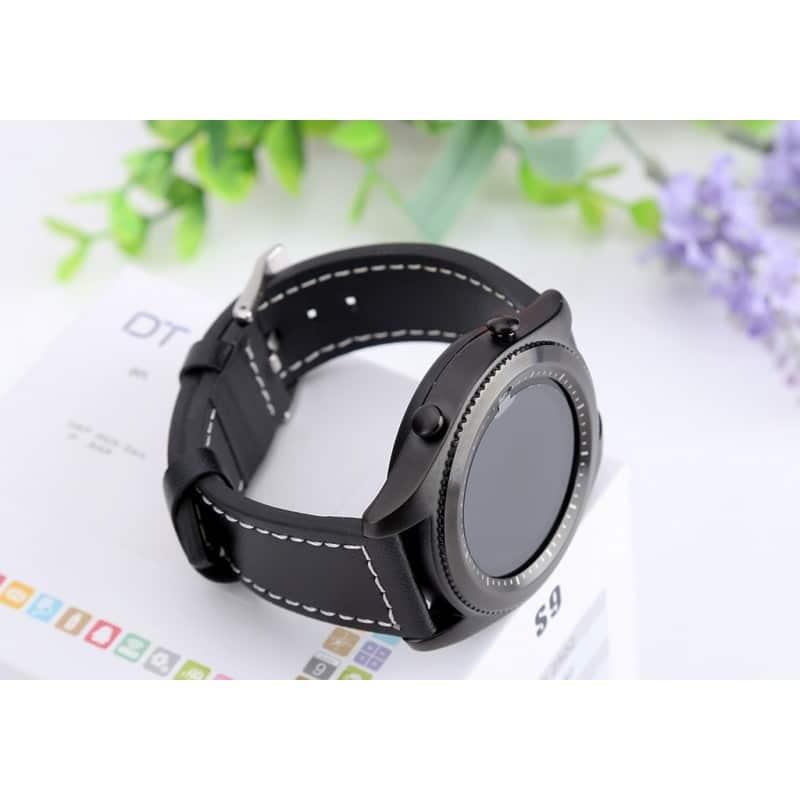 Умные часы No.1 S9 – Bluetooth, фитнес датчики, 380 мАч, 1.3-дюймовый сенсорный экран 209372