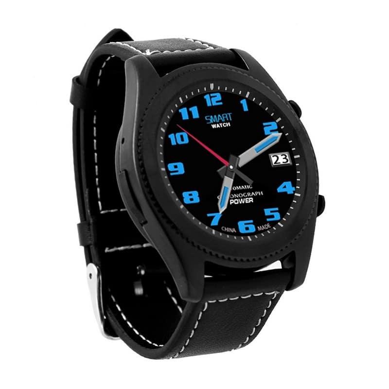 Умные часы No.1 S9 – Bluetooth, фитнес датчики, 380 мАч, 1.3-дюймовый сенсорный экран 209378