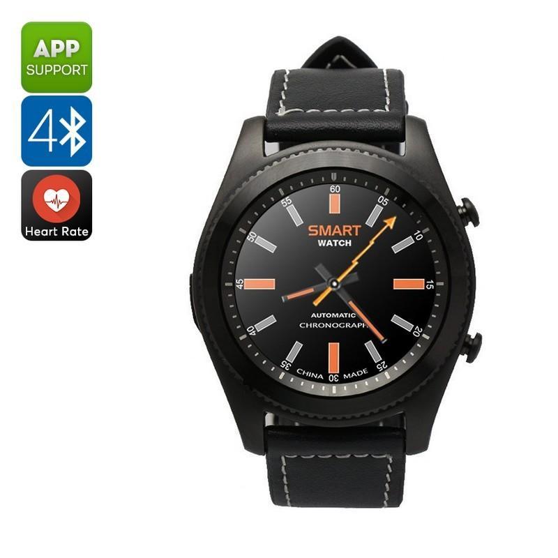 32987 - Умные часы No.1 S9 - Bluetooth, фитнес датчики, 380 мАч, 1.3-дюймовый сенсорный экран