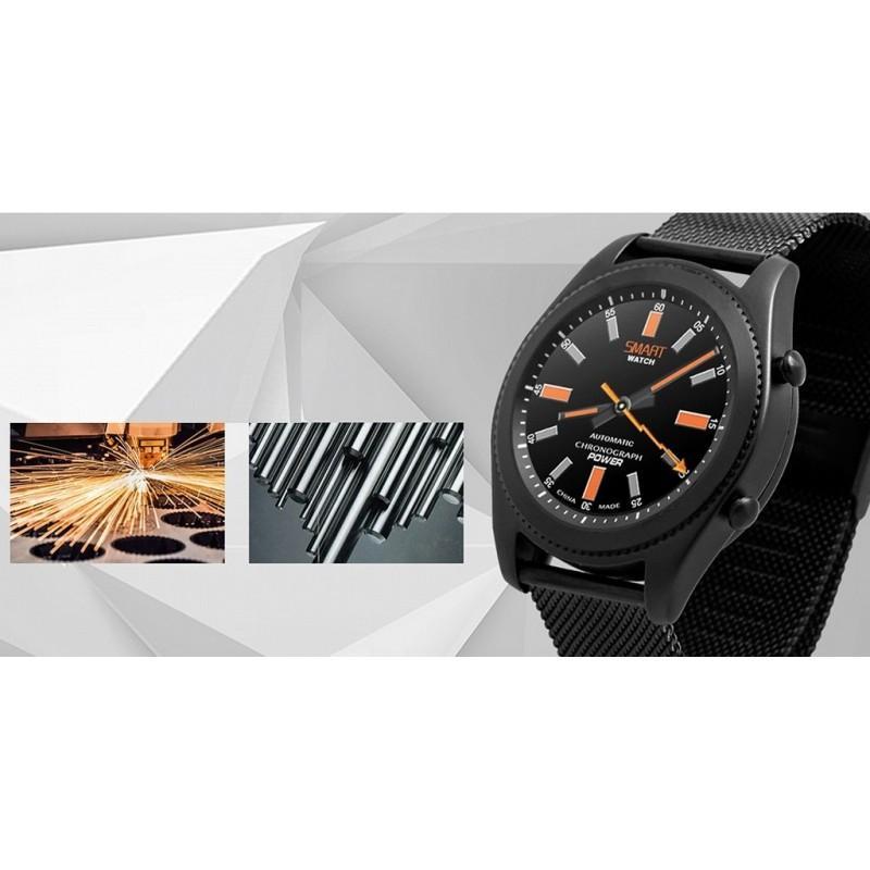 Умные часы No.1 S9 – Bluetooth, фитнес датчики, 380 мАч, 1.3-дюймовый сенсорный экран 209379