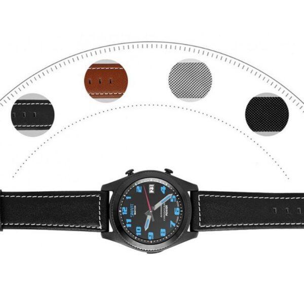 32989 - Умные часы No.1 S9 - Bluetooth, фитнес датчики, 380 мАч, 1.3-дюймовый сенсорный экран