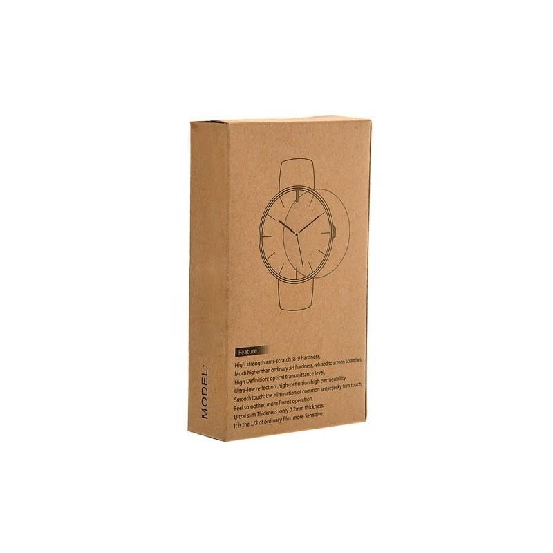 Защитная стеклянная пленка 2.5D для Apple Watch 38 мм, твердость 9H 186198
