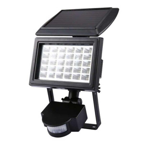 33005 - LED прожектор Solar 200LM - солнечная батарея, датчик движения, IP 65, 30 светодиодов