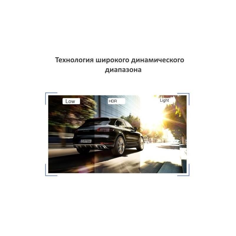 Автомобильный видеорегистратор Road Guard – 1080p, 2.4 дюйма, 160 градусов, циклическая запись, датчик движения, G-сенсор 183477