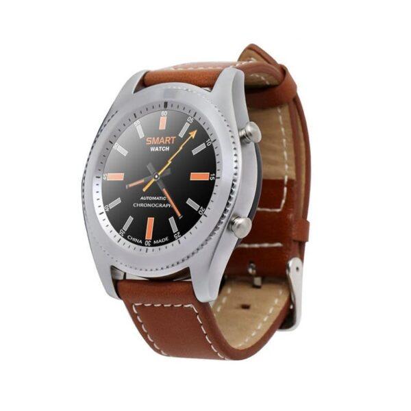 33063 - Умные часы No.1 S9 - Bluetooth, фитнес датчики, 380 мАч, 1.3-дюймовый сенсорный экран