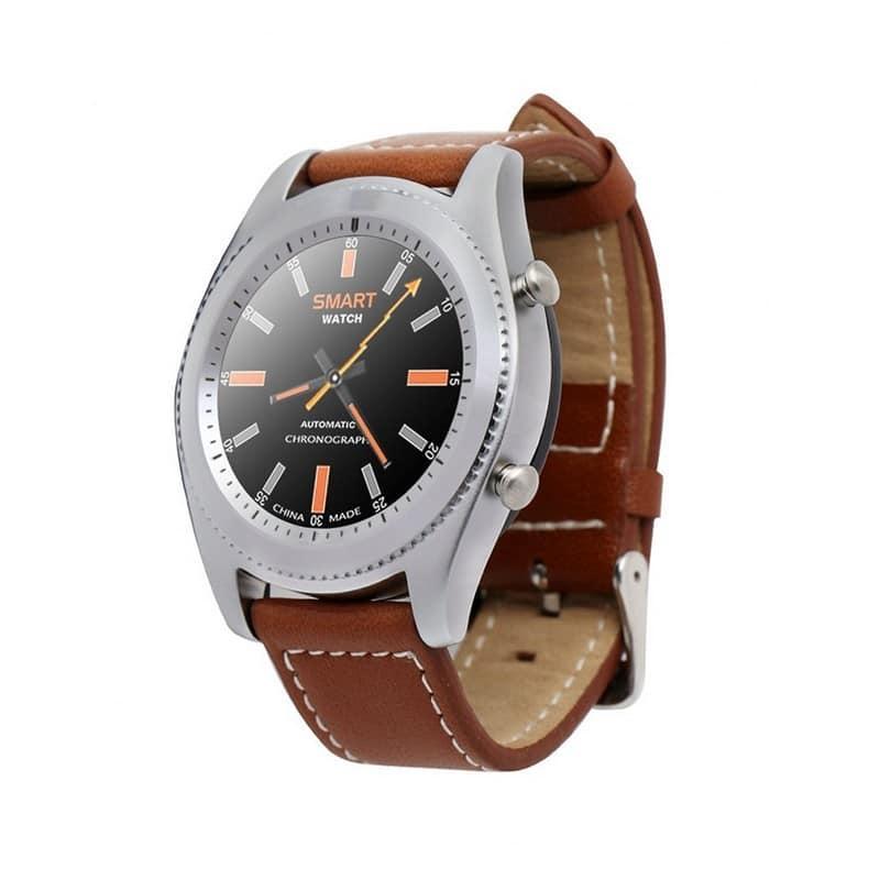 Умные часы No.1 S9 – Bluetooth, фитнес датчики, 380 мАч, 1.3-дюймовый сенсорный экран 209384