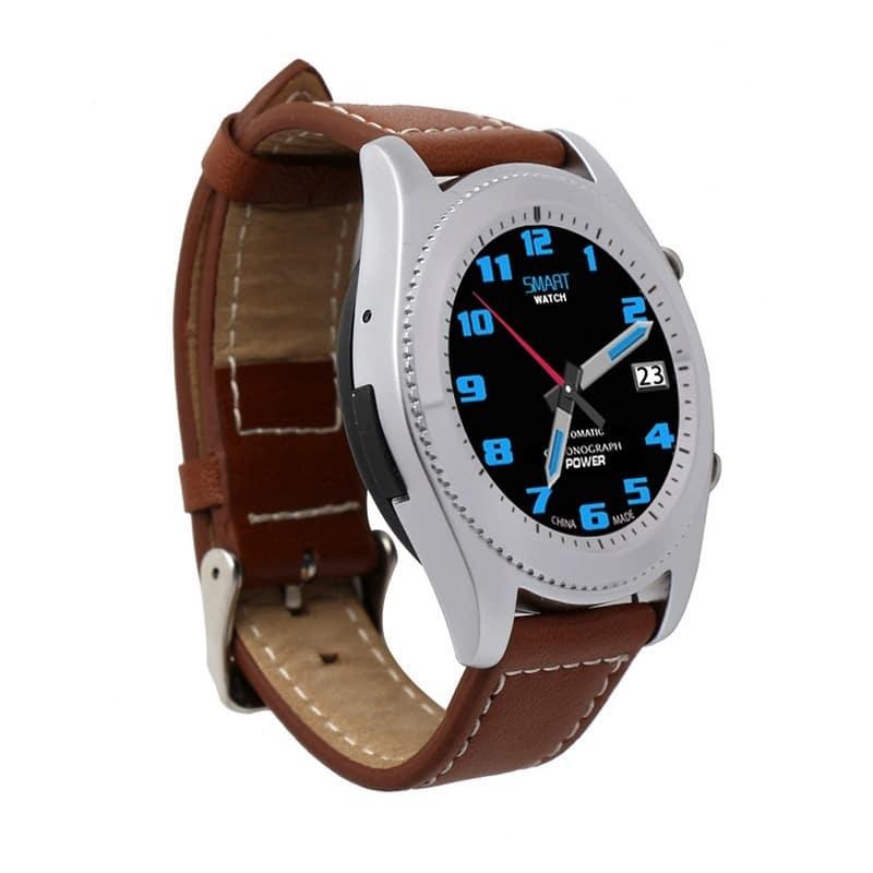 Умные часы No.1 S9 – Bluetooth, фитнес датчики, 380 мАч, 1.3-дюймовый сенсорный экран 209385