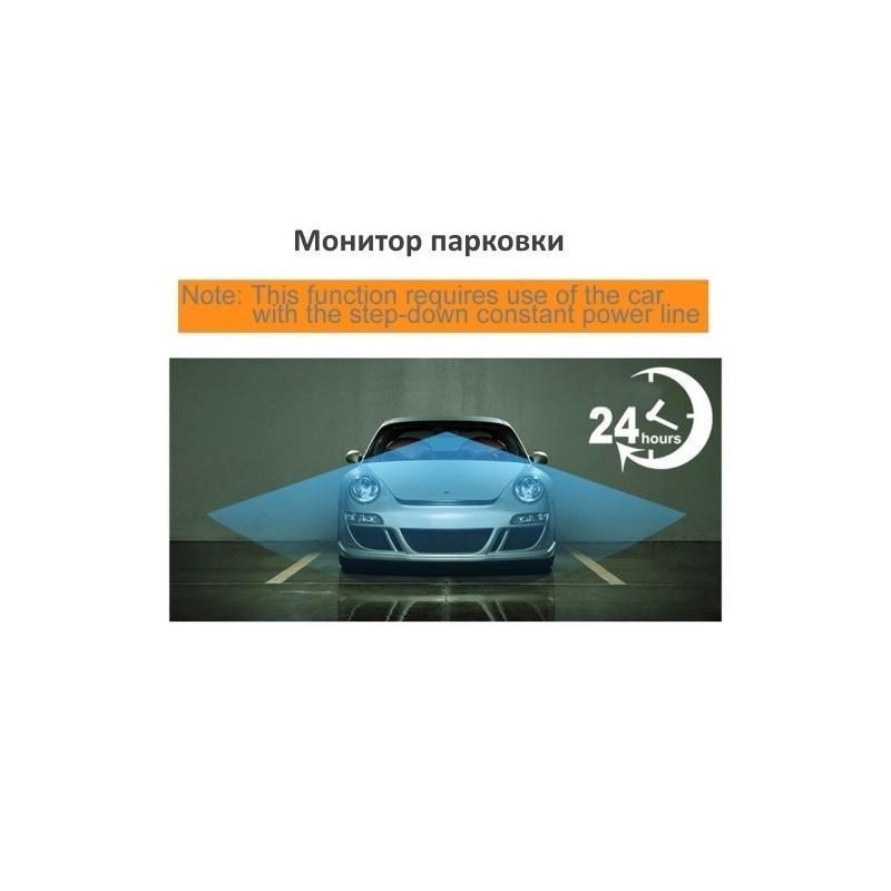 Автомобильный видеорегистратор Road Guard – 1080p, 2.4 дюйма, 160 градусов, циклическая запись, датчик движения, G-сенсор 183480