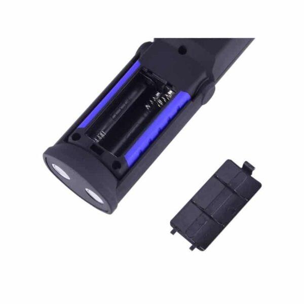 33354 - Водонепроницаемый многофункциональный фонарь-лампа PS5W-1 - 400 LM, IP43, поворотное магнитное крепление 360°