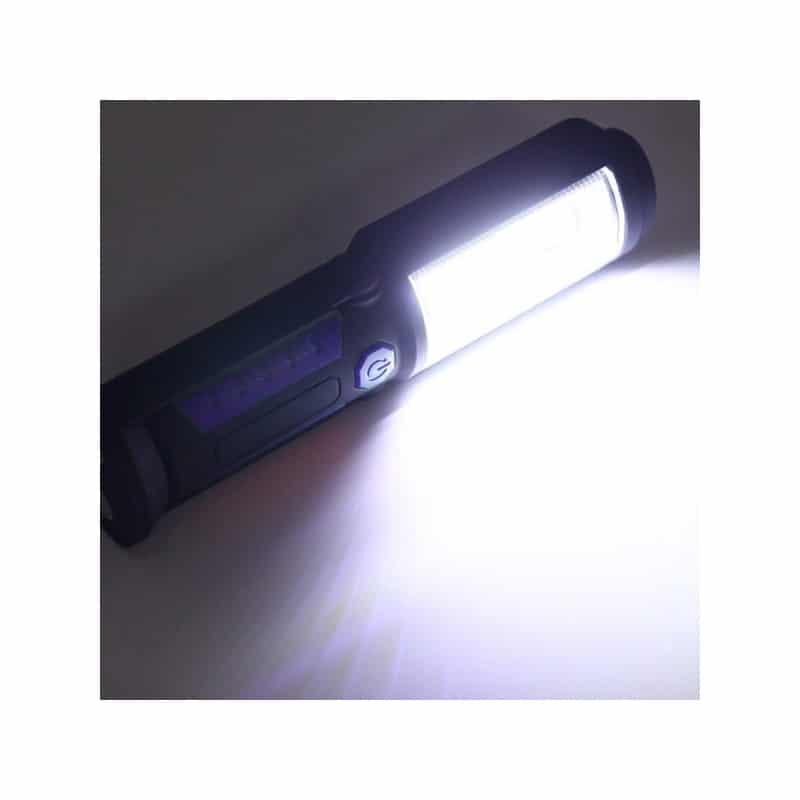 Водонепроницаемый многофункциональный фонарь-лампа PS5W-1 – 400 LM, IP43, поворотное магнитное крепление 360° 209695