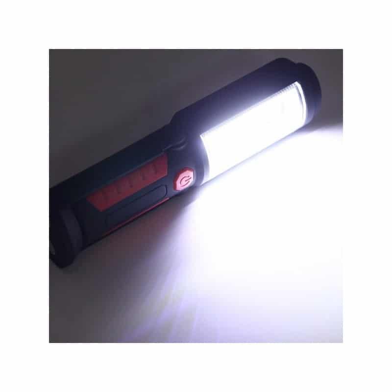 Водонепроницаемый многофункциональный фонарь-лампа PS5W-1 – 400 LM, IP43, поворотное магнитное крепление 360° 209703