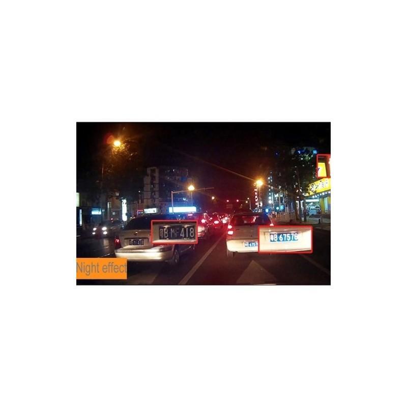 Автомобильный видеорегистратор Road Guard – 1080p, 2.4 дюйма, 160 градусов, циклическая запись, датчик движения, G-сенсор 183482