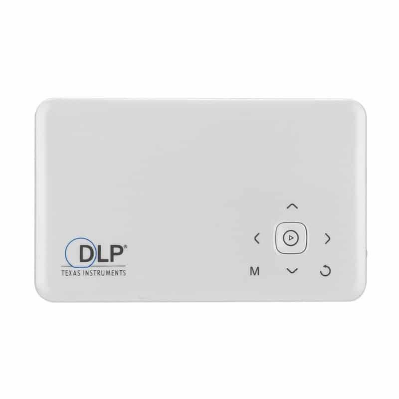 Мини Android-проектор GP1SUP – технология DLP, четырехъядерный процессор, память 8 Гб, поддержка 1080p, батарея 2500 мАч, Wi-Fi 209925