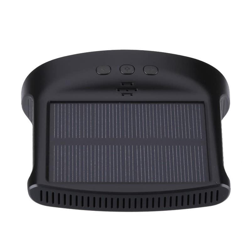 Система контроля давления в шинах – солнечная батарея, USB-зарядка, 4 датчика, IP67, ЖК-дисплей, оповещения 210009