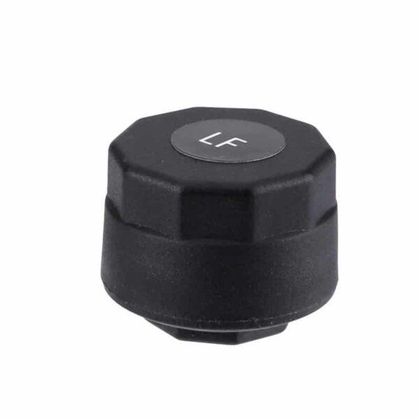 33697 - Система контроля давления в шинах - солнечная батарея, USB-зарядка, 4 датчика, IP67, ЖК-дисплей, оповещения