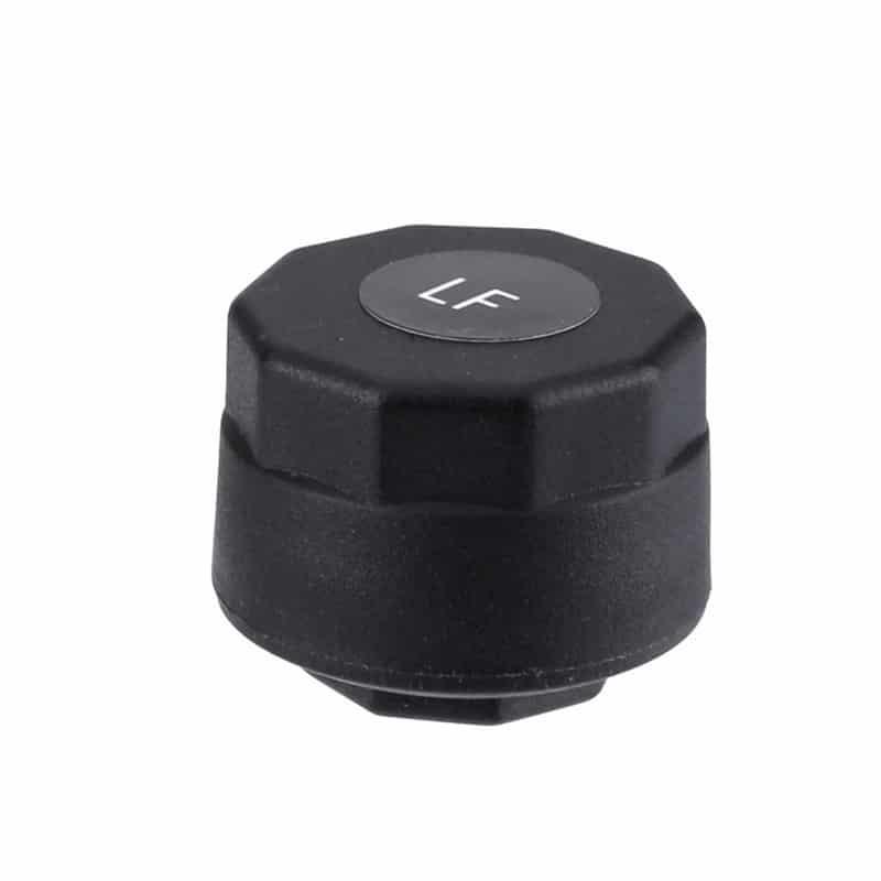 Система контроля давления в шинах – солнечная батарея, USB-зарядка, 4 датчика, IP67, ЖК-дисплей, оповещения 210010