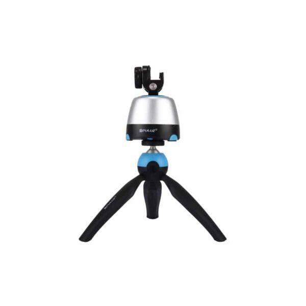 33771 - Универсальный трипод PULUZ с пультом ДУ для панорамной, отложенной съемки с креплениями для GoPro, фотокамер, смартфонов