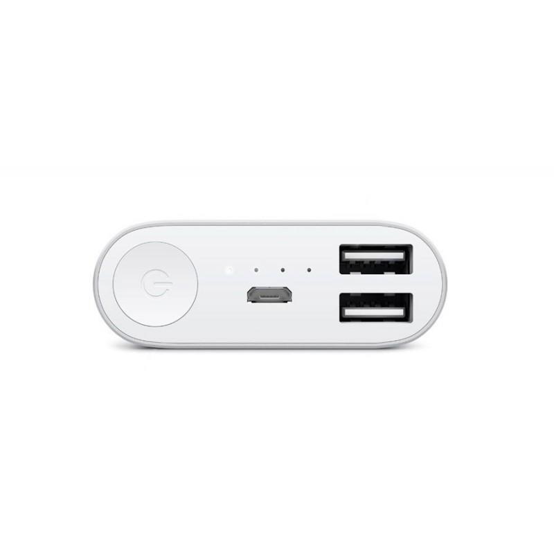 Внешний аккумулятор Xiaomi Mi 16000 мАч – 2x USB 5.1В/ 2.1А 186266