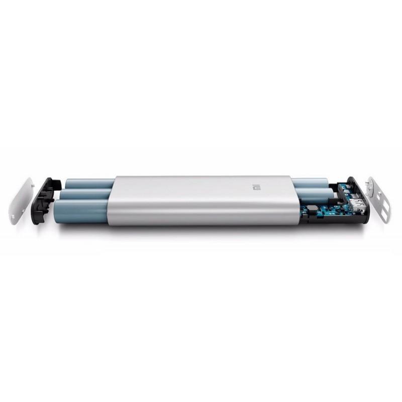 Внешний аккумулятор Xiaomi Mi 16000 мАч – 2x USB 5.1В/ 2.1А 186267