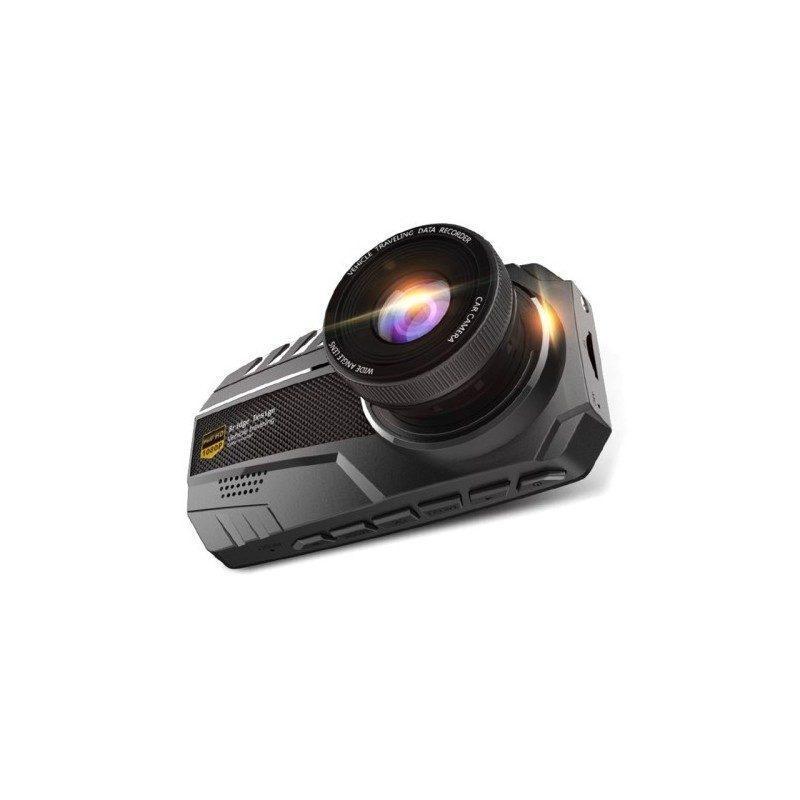 Автомобильный видеорегистратор Road Fix – 1080p, 2.4 дюйма, 170 градусов, циклическая запись, датчик движения, G-сенсор