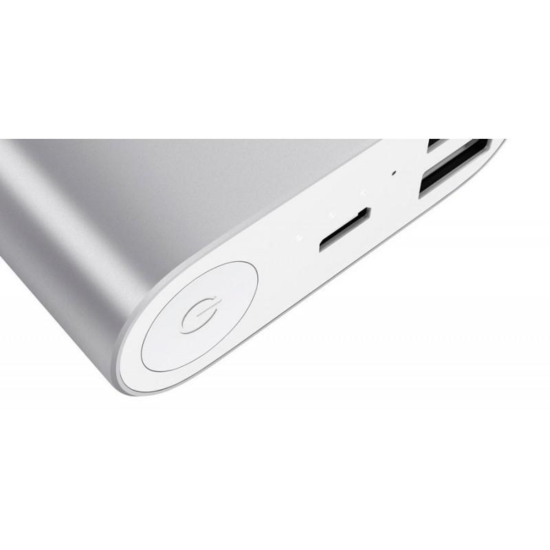 Внешний аккумулятор Xiaomi Mi 16000 мАч – 2x USB 5.1В/ 2.1А 186268